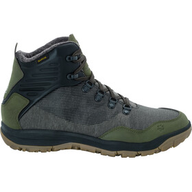 Jack Wolfskin Seven Wonders Texapore Mid Shoes Men pinewood